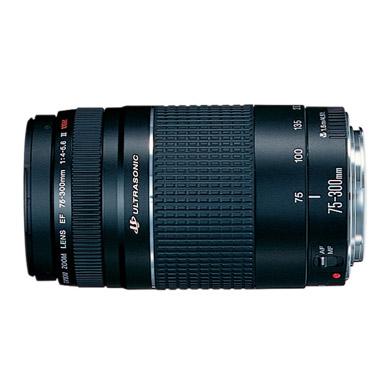 Objetiva Zoom Original Canon Ef 75-300 F/4.0-5.6 Iii