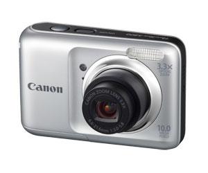 Câmera Digital Canon A800 Compacta 46Ra800R000 Resolução 10 Mpixel Display de 2,5