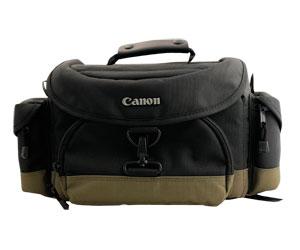 Bolsa Canon para até 2 Câmeras Slr e Lentes Bag10