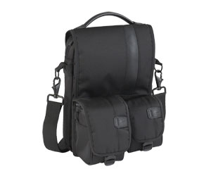 3 em 1 Bolsa Netbook Câmera Digital Lente Lowepro Kit Classified 100 Aw Lp36048