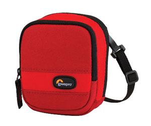 Estojo com Bolso Frontal para Câmera Digital Compacta Lowepro Spectrum 30 Lp35225 Lp35227