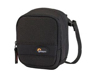 Estojo com Bolso Frontal para Câmera Digital Compacta Lowepro Spectrum 30 Lp35223