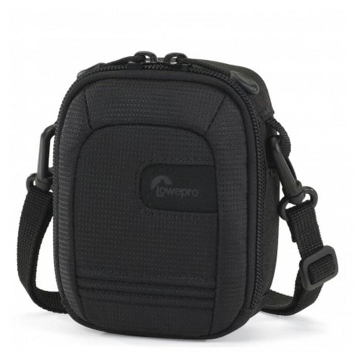 Estojo Lowepro para Câmera Digital Compacta e Acessórios Geneva 30 com Bolso Frontal