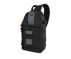 Mochila para Câmera Digital Slr Lente e Acessórios Lowepro Slingshot 202 Aw Lp36173