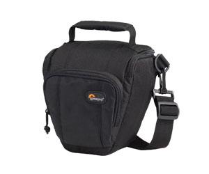 Bolsa para Câmera Digital Dslr Lente e Acessórios Lowepro Toploader Zoom 45 Aw Lp36184