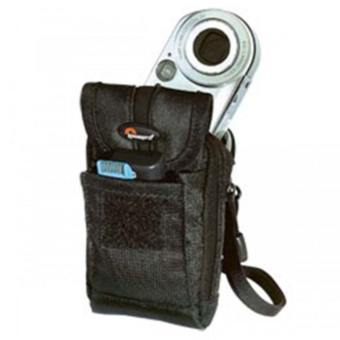 Estojo Lowepro Rezo 30 LP34390 - p/ câmera digital e acessórios
