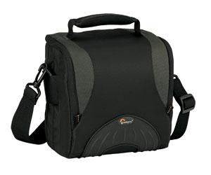 Bolsa para Câmera e Acessórios Apex 140 Aw Lowepro Preta/Cinza Lp34998