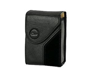 Estojo Couro Câmera Digital e Cartão de Memória Lowepro Lp35011 Lp35012 Lp35013 Napoli 20