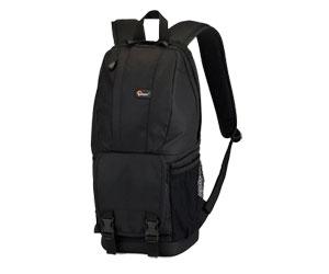 Mochila Lowepro Fastpack 100 para Câmera Digital Profissional Lente e Acessórios
