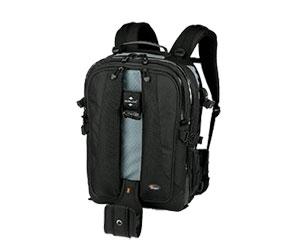 Mochila para Camera Digital Profissional Notebook e Acessórios Lp35019 Vertex 200 Aw