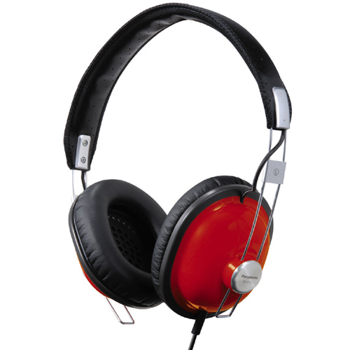 FONE DE OUVIDO Panasonic RP-HTX7P  Design Retro