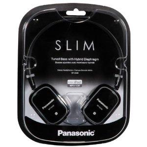 Fone de Ouvido Panasonic RP-HX40E - Slimz