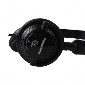 Fone de Ouvido Panasonic Rp-Dj120Pp-K Dj Headphone