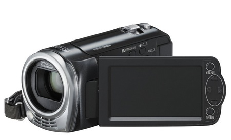 Filmadora Panasonic Hdc-Tm40Lb-K Full Hd 1Mos 16x Optical 2Mp 2.7 Lcd Touch 16gb Memory
