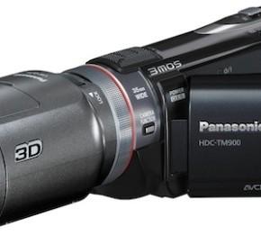 Lente Conversora 3D Vw-Clt1P-H para Filmadora Panasonic Hdc-Tm900Puk