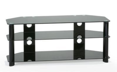 Rack para TV de 37´ a 50´ LCD/Plasma/LED Brasforma T1011
