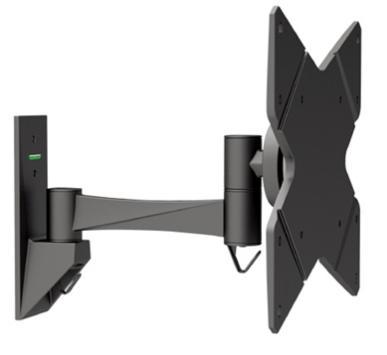 Suporte Articulavel para Tv de 17 a 37 Brasforma Lda01-221