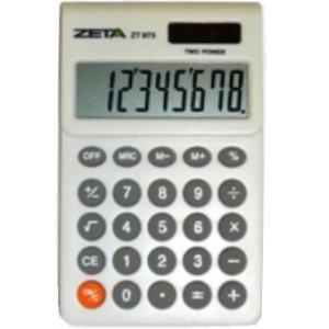 Calculadora Zeta Zt973 Procalc