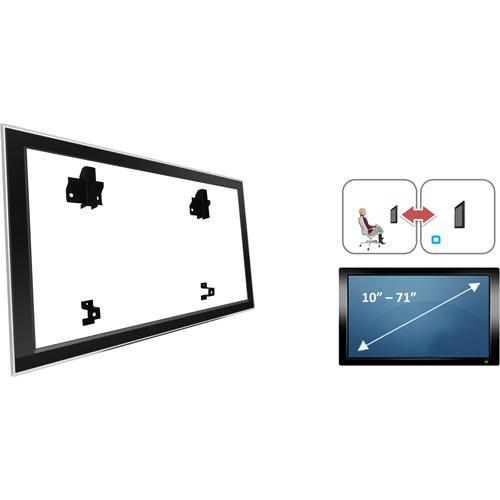 Suporte para TV LCD ou Plasma 10´ à 71´ SBRU761- Brasforma