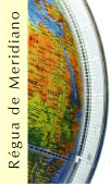 Globo Terrestre Físico Libreria Luna 30cm Base Madeira 310320