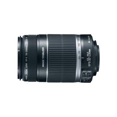 Lente Canon Mod. 55/250mm Cod. 46Rleefs5500