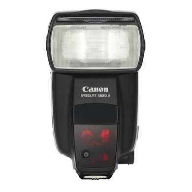 Flash Speedlite Canon 580 EX II cod. 46RFLA580EX0