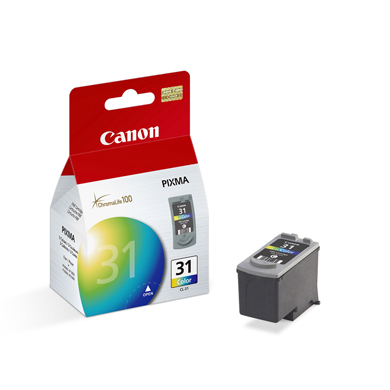 Cartucho de Tinta Canon Elgin Cl-31 Ip 1800 1900 2500 2600 / Mx300 310 140 190 210 220 470