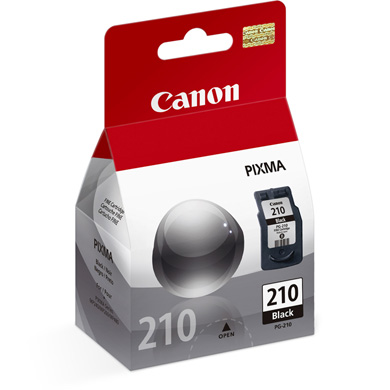 Cartucho de Tinta Canon Elgin Pg-210xl Bk Ip 2700 480 490 495 240 250 260 270 280