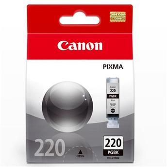 Cartucho de Tinta Canon Elgin Pgi-220 Bk Mp 540 560 3600 4600 4700