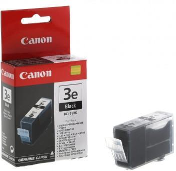 Cartucho de tinta Canon Elgin BCI-3e BK  BJC-3000 / 3010 / 6000 / i550 / i560 /  i850 / Mult iPASS C555 / C755 / F30 / F50 / F60 / F80 / MP700 / MP730 /  S400 / S450 / S500 / S520 / S530D / S600 / S63