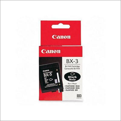 Cartucho de Tinta Canon Elgin Bx-3 Faxphone B95
