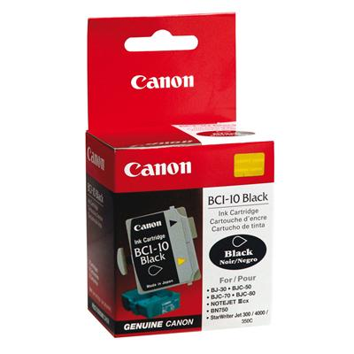 Cartucho de Tinta Canon Elgin Bc10 Bj 30 Bjc 50 Bjc 55 Bjc 70 Bjc 80 Bjc 85