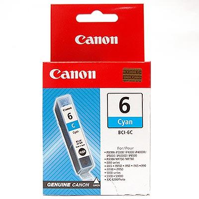 Cartucho de Tinta Canon Elgin Bci-6C