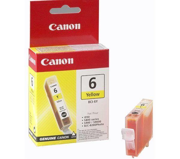 Cartucho de Tinta Canon Elgin Bci-6Y