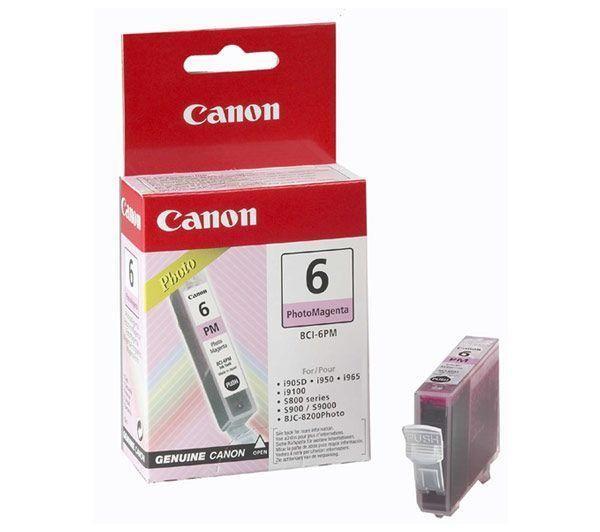 Cartucho de Tinta Canon Elgin Bci-6 Pm