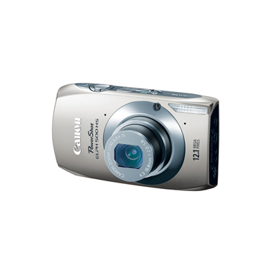 Câmera Digital Canon Elph 500 46Relph500S0 CMOS 12,1mp Tela Wide 3,2 Touchcreen Full Hd