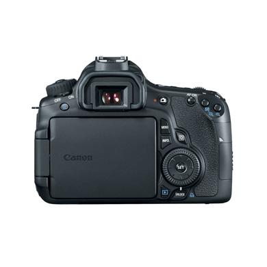 Câmera Digital Reflex Canon 60D cod. 46R60D000000 Sensor CMOS de 18,0 Mpixel, ISO 100-12800, filma em Full HD, disparo de 5,3 fps, Display articulado de 3,0´, Compatível com cartões SD/SDHC/SDXC, saíd