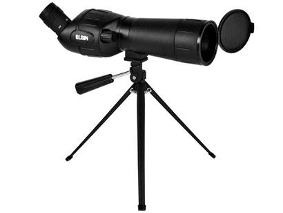 Luneta Elgin S-20 60x60 46Rls0206060 Zoom 20 a 60x Objetiva 60mm Ângulo 2,2° 1028g