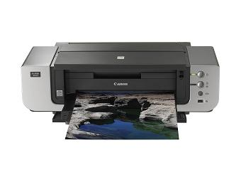 Impressora Jato de Tinta Canon Elgin Pro9000 Mark Il 46Rpro900010 4800x2400dpi 8 Cartuchos