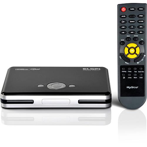 Multimídia Player Elgin Canon Mod. Mpe-322 Cod. 46Rmpe322000