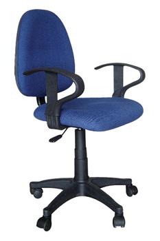 Cadeira Secretaria Multivisão Cad-Office-Hr Azul