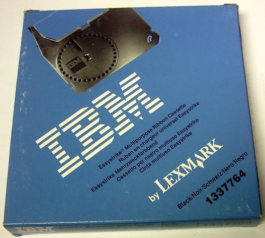 Fita Teflon Poliéster Maq de Escrever IBM Eletrônica 1337764 para 6746 6783 W1000
