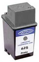 Cartucho Compatível Impressora Hp 51625A Série 500 Color Menno Gráfica Ijr 25C