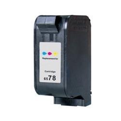 Cartucho Compatível Impressora Hp 6578A Série 900 Color Menno Gráfica Ijr 6578C