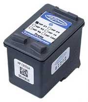 Cartucho Compatível Hp 6656A Hpc 5550 Psc Preto Menno Gráfica Ijr 56C