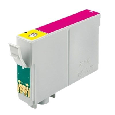Cartucho Compatível Novo Para Impressora Jato De Tinta Epson Stylus Photo R 200/ R 300/ / Rx 500/ Rx 600/ Rx 620  Magenta Menno Gráfica