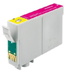 Cartucho Compatível Epson Stylus Magenta To 733N Menno Gráfica