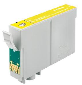 Cartucho Compatível Epson Stylus Yellow To 734N Menno Gráfica