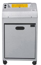 Fragmentadora Menno Fp 97P 10 Folhas Particulas 4x40mm Cesto 42L Uso Contínuo Nível 03