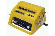Calculadora Facit C1-13 Antiga Fabricação 1957 Reformada